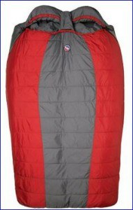 Big Agnes Big Creek sleeping bag 30 degree.