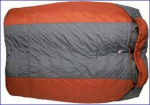 Big Agnes Dream Island 15 Degree Sleeping Bag.