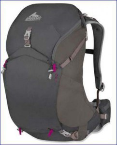 Gregory J28 backpack.