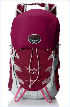 Osprey Tempest 30 backpack.