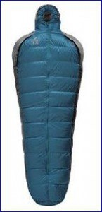 Sierra Designs DriDown Mobile Mummy 800-Fill 3 Season Sleeping Bag