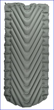 Klymit Insulated Static V Lite pad.