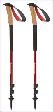 Black Diamond Trail Ergo cork trekking pole