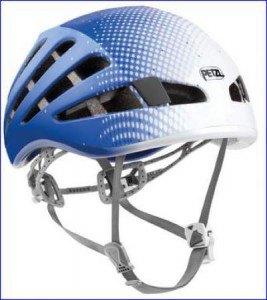 Petzl Meteor helmet.