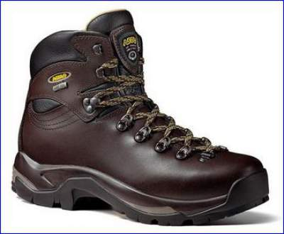 Asolo TPS 520 GV hiking boots.
