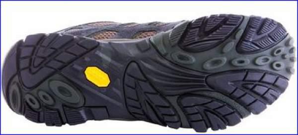The Vibram sole.