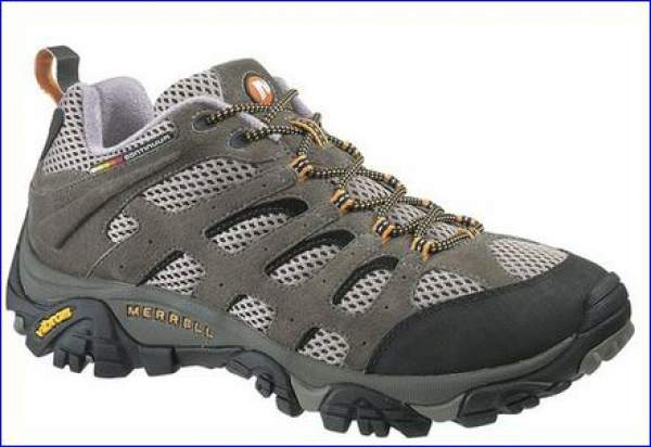 Merrell Moab Ventilator Is The Best Hiking Shoe