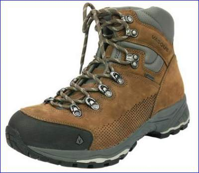 Vasque mens St Elias GTX boots.
