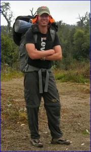 Lyngve Skrede, the founder of Distantpeak.