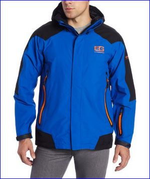 Craighoppers Bear Grylls men's mountain jacket.