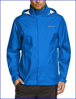PreCip Jacket in one of 26 colors.