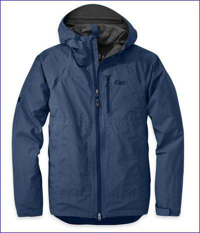 Outdoor Research Foray Jacket in one out of 7 colors.