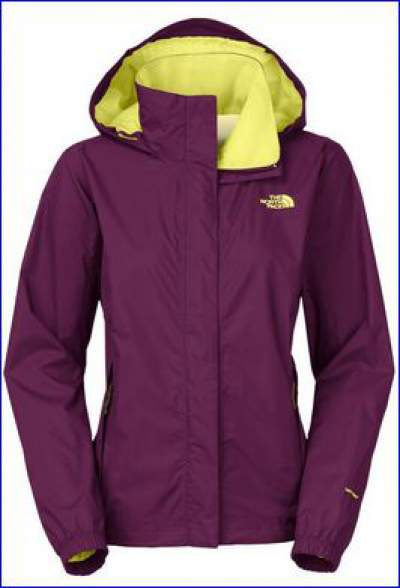 The North face Resolve in one of many color combinations.