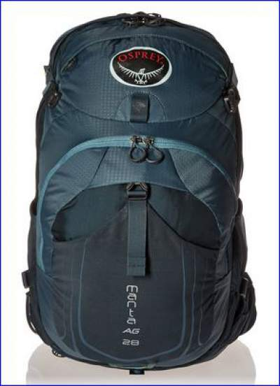 Osprey Manta AG 28 - front view