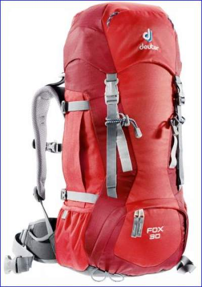 Deuter Fox 30 Junior pack.
