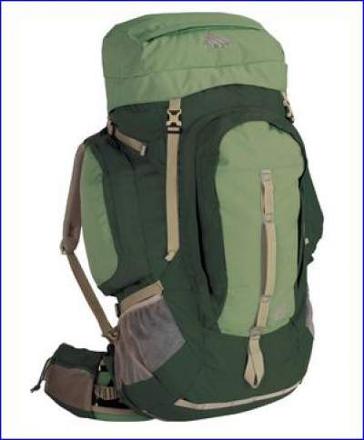 Old version - Kelty Coyote 75 pack.