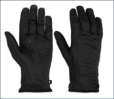 Internal pleasant liner gloves.