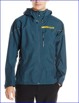 Adidas outdoor Men's Terrex Swift GTX Active Shell 3 jacket.