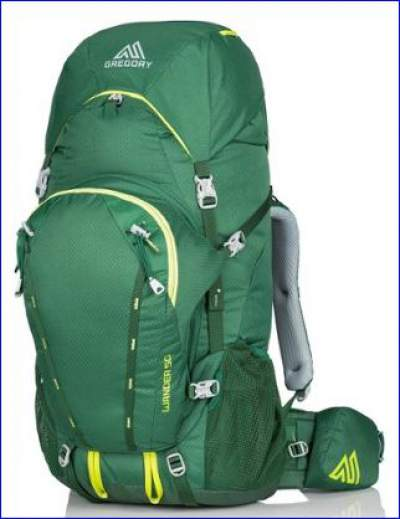 Gregory Wander 50 backpack.