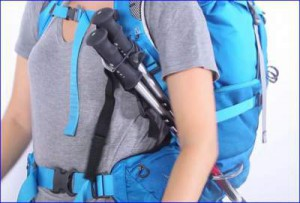 Stow-on-the-go system by Osprey.