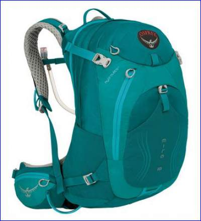 Osprey Mira 18 AG in one out of 3 colors.