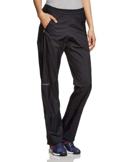 Marmot Women's PreCip Full Zip Pants.