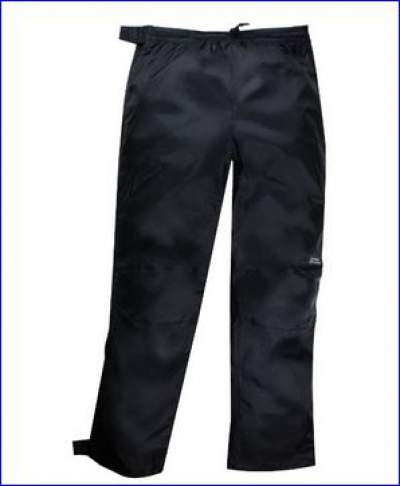 Red Ledge Unisex Thunderlight Full-Zip Rain Pants.