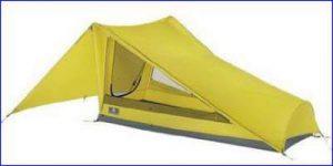 Sierra Designs Flashlight - single layer tent.