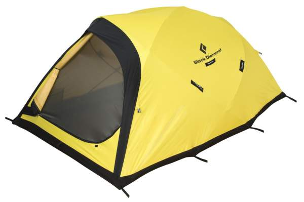 Black Diamond Fitzroy Tent - four season tent with Todd-Tex breathable fly.