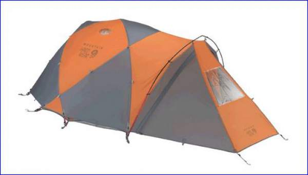 Mountain Hardwear Trango 2 Person Tent - double wall. : 4 season wall tent - memphite.com