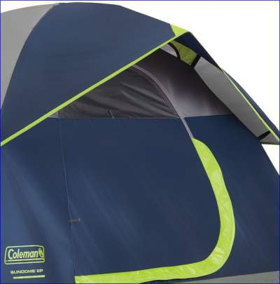 & Coleman-Sundome-2-person-tent-review-awning