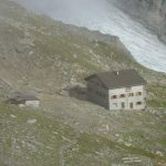 The Hochfeiler hut, 2710 m.