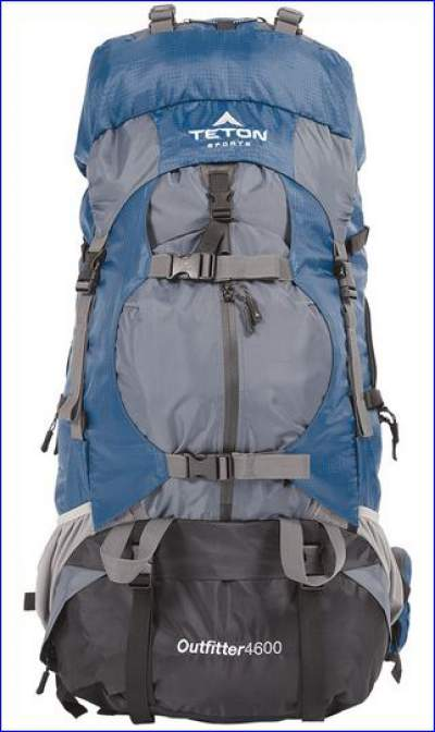Teton sports outfitter 4600 review