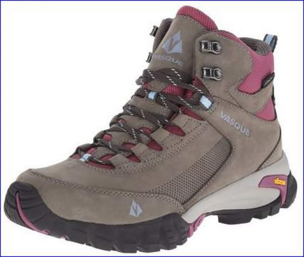 Vasque Talus Trek Ultradry hiking boot for women.