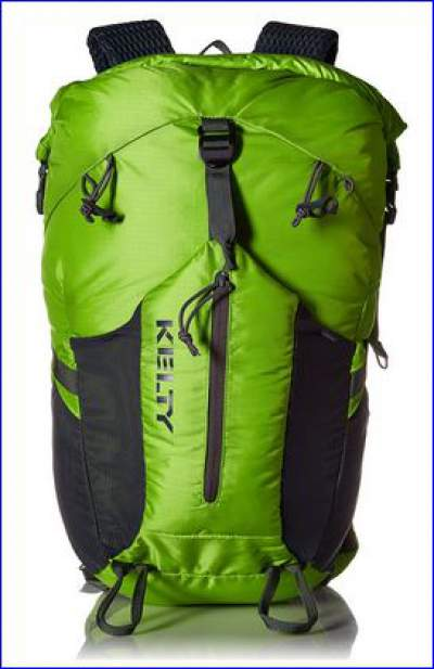 Kelty Ruckus 28 roll top front view.