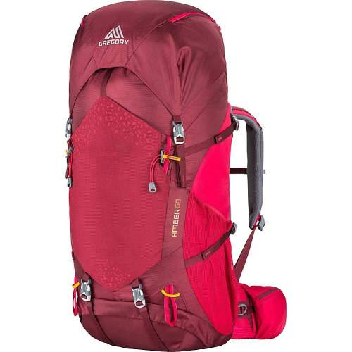 Gregory Mountain Products Amber 60 Women's Multi Day Hiking Backpack.