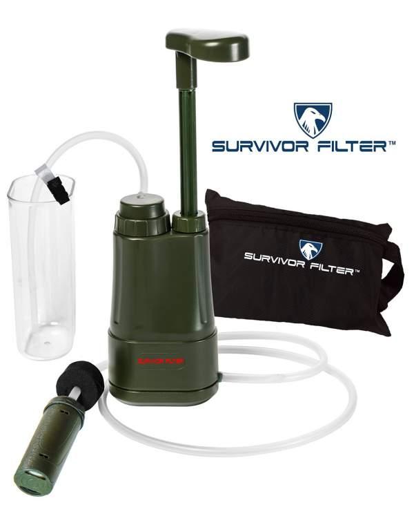 Survivor Filter PRO set.