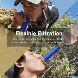 Flexible filtration.