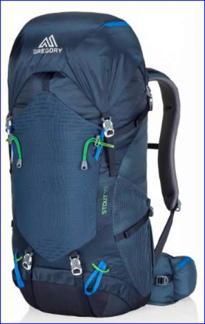 New Stout 45 - model 2017 with the adjustable harness.