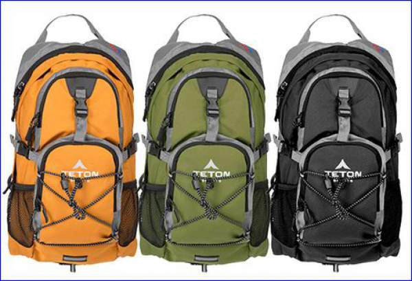 Teton Sports Oasis 1100 Hydration Backpack Review - Pack With ... 48bd308070a7f