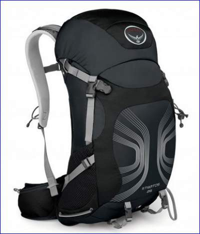 Osprey Stratos 26 in one out of 4 colors.