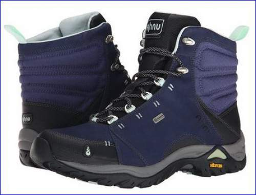 Ahnu Montara hiking boots for women - a perfect tool for day hikes.