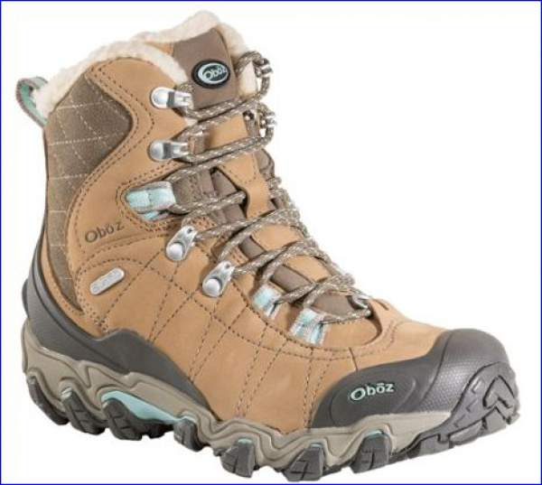 Oboz Bridger 7 Insulated Bdry Hiking Boots For Women