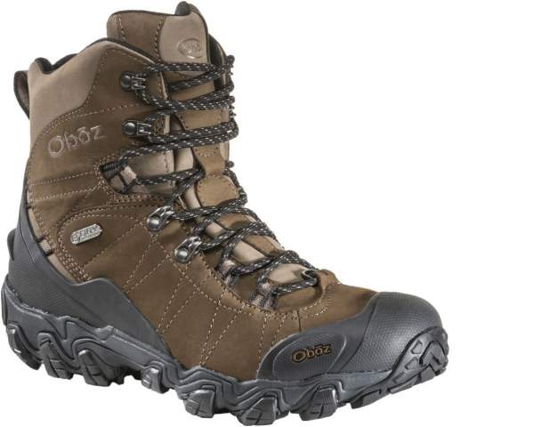 "Oboz Bridger 8"" BDry Insulated Winter Boots - Men's."