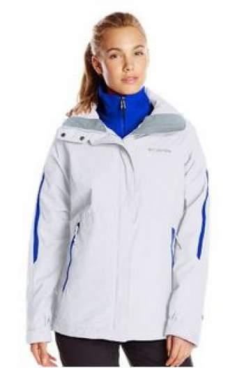 Columbia Sportswear Women's Bugaboo Interchange Jacket.