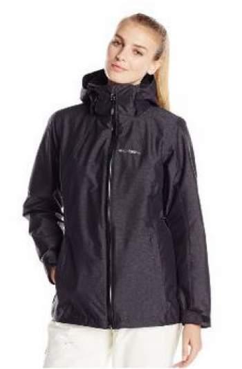 Columbia Women's Whirlibird Interchange Jacket.