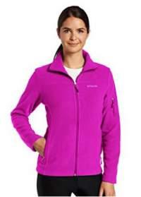 Columbia Women's Fast Trek II Full-Zip Fleece Jacket.