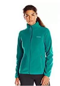 Columbia Women's Fuller Ridge Fleece Jacket.