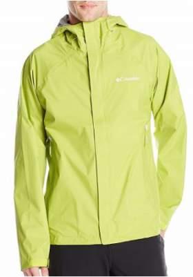 Columbia Sportswear men Sleeker jacket.