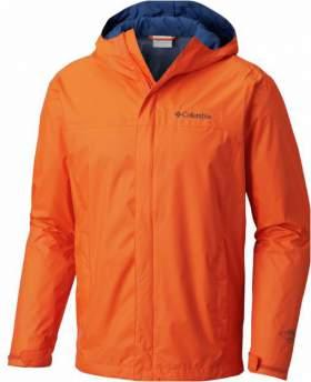 Columbia Watertight II rain jacket for men.